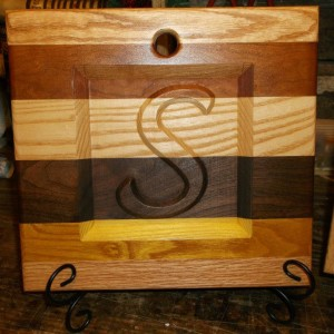 Monogrammed Cutting Board1