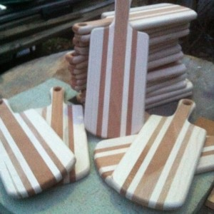 segmented cutting board